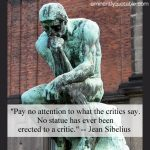 Pay No Attention To What The Critics Say