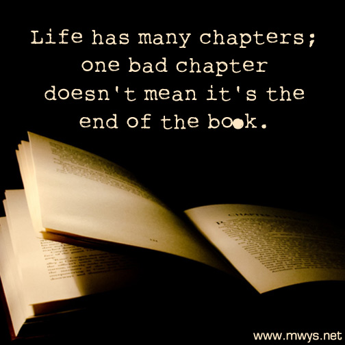 Life-has-many-chapters
