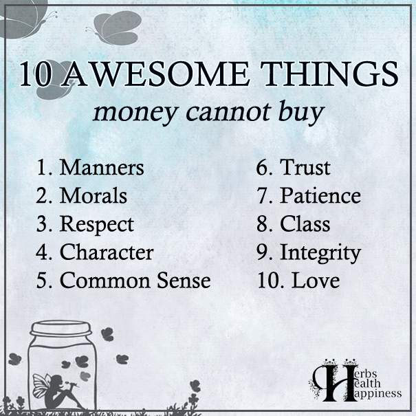 10-Awesome-Things-Money-Cannot-Buy