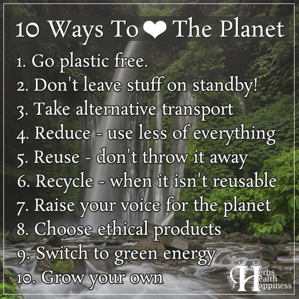 10-Ways-To-Love-The-Planet