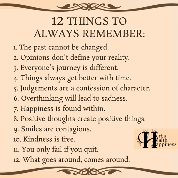 12-THINGS-TO-ALWAYS-REMEMBER