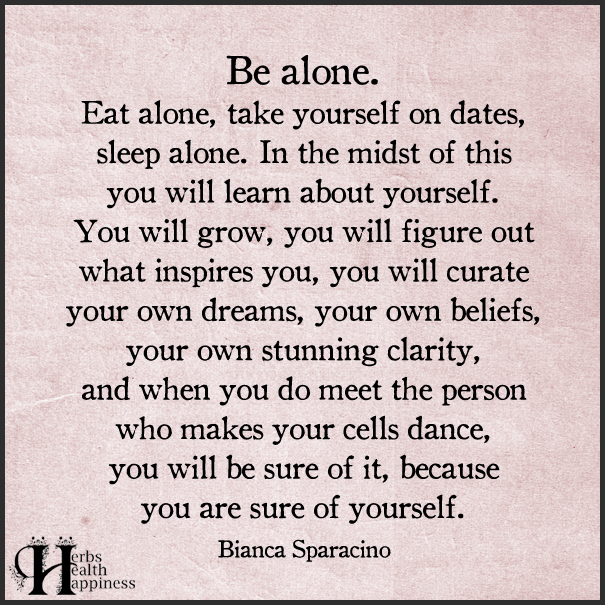 Be-Alone