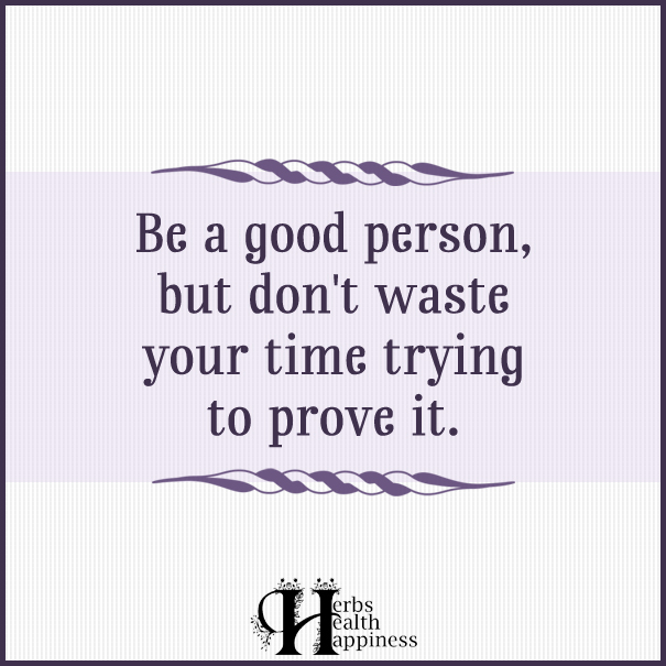 Be-a-good-person