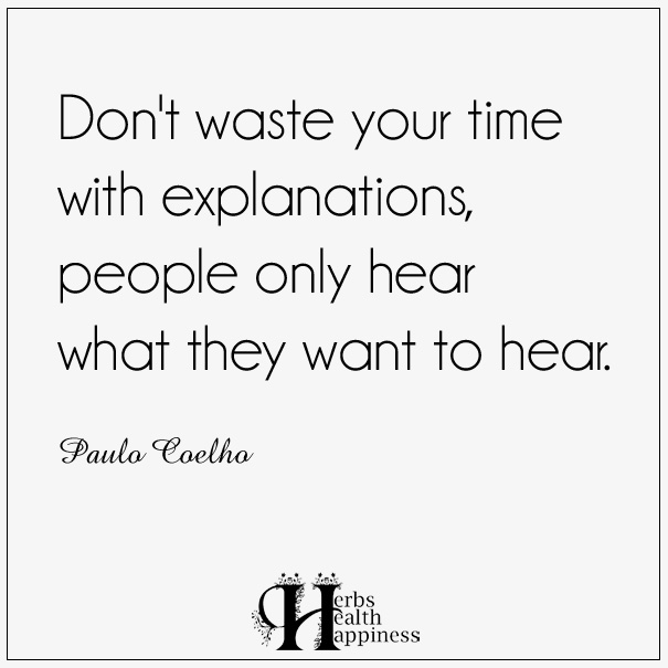 Don't-waste-your-time-with-explanations