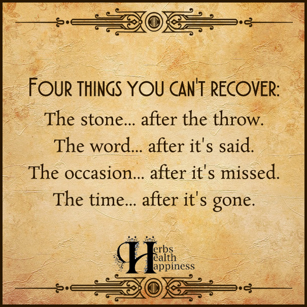 Four-things-you-can't-recover