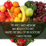 He Who Takes Medicine And Neglects To Diet Wastes The Skill Of His Doctors