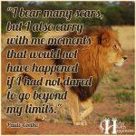 I Bear Many Scars