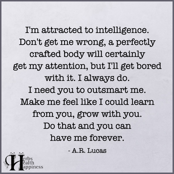 I'm-Attracted-To-Intelligence