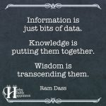 Information Is Just Bits Of Data