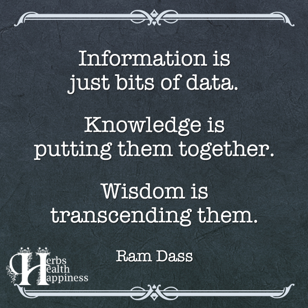 Information-Is-Just-Bits-Of-Data