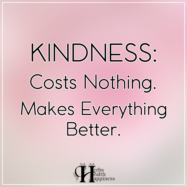 Kindness-Costs-Nothing