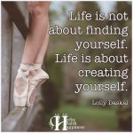 Life Is Not About Finding Yourself
