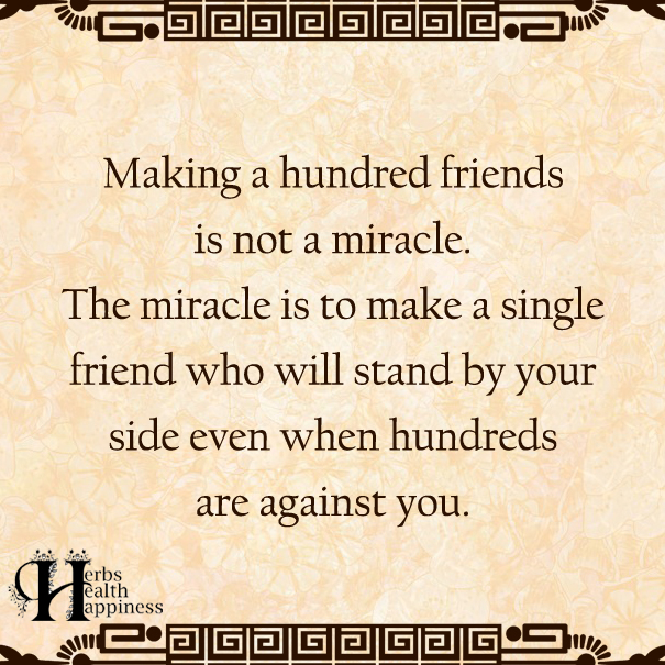 Making-A-Hundred-Friends-Is-Not-A-Miracle