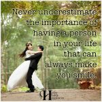 Never Underestimate The Importance Of Having A Person