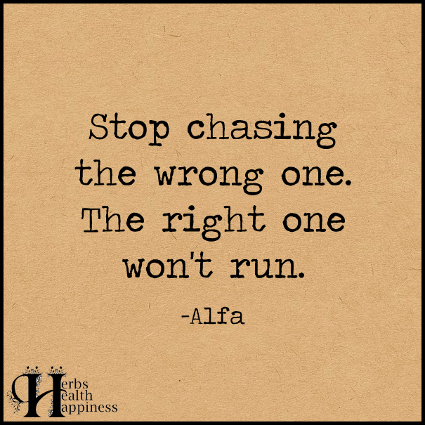 Stop-chasing-the-wrong-one
