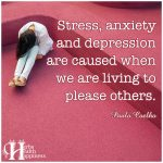 Stress, Anxiety And Depression Are Caused