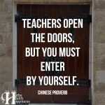 Teachers Open The Doors