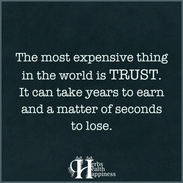 The-Most-Expensive-Thing-In-The-World-Is-TRUST