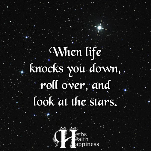 When-life-knocks-you-down,-roll-over,-and-look-at-the-stars