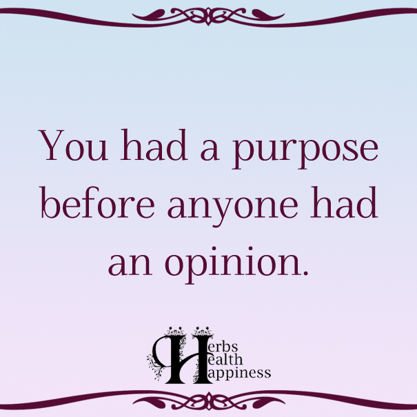 You-Had-A-Purpose-Before-Anyone-Had-An-Opinion