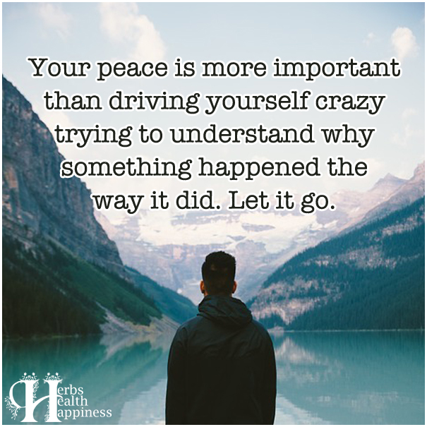 Your-peace-is-more-important-than-driving-yourself-crazy