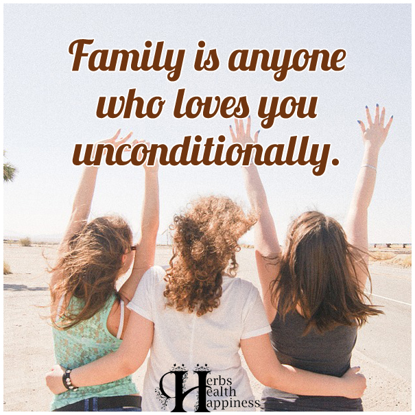 Family-is-anyone-who-loves-you-unconditionally