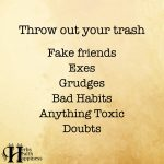 Throw Out Your Trash