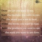 Draw The Art You Want To See