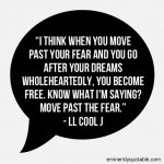 Move Past The Fear