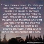 Falling Down Is Part Of Life