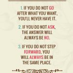 Three Simple Rules in Life