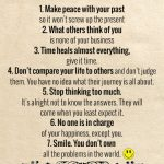 7 Rules Of Life