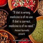 If Diet is Wrong, Medicine is Of No Use