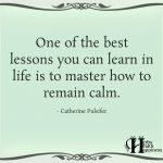One Of The Best Lessons You Can Learn In Life