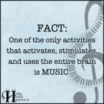 One Of The Only Activities That Activates Stimulates