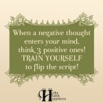When A Negative Thought Enters Your Mind