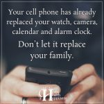 Your Cell Phone Has Already Replaced Your Watch, Camera, Calendar