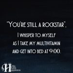 You're Still A Rockstar