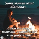 Some Women Want Diamonds
