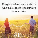 Everybody Deserves Somebody