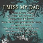 I Miss My Dad