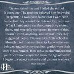 School Failed Me, And I Failed The School